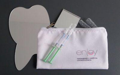 Blanqueamiento dental ambulatorio (en casa)